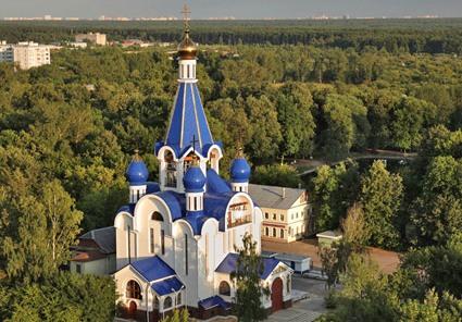 Храм Рождества Пресвятой Богородицы  <br />Московская область,<br /> г. Королев