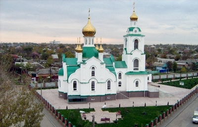 Храм Димитрия Ростовского
